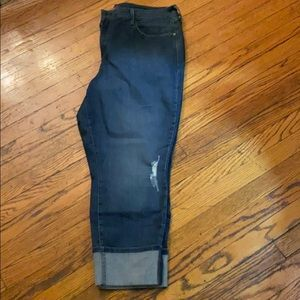Women Plus Jeans
